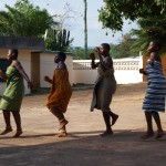 Singing and dancing sekafɔɔ songs V